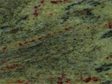 Granite Colour: Tropical Green